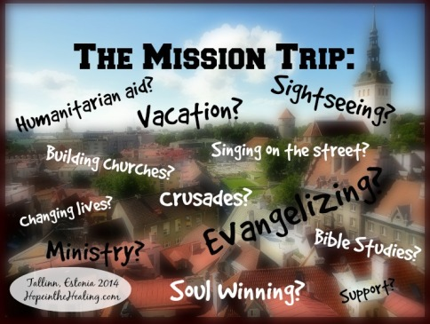 The Mission Trip